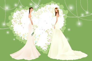 Wedding Vector Graphic 14