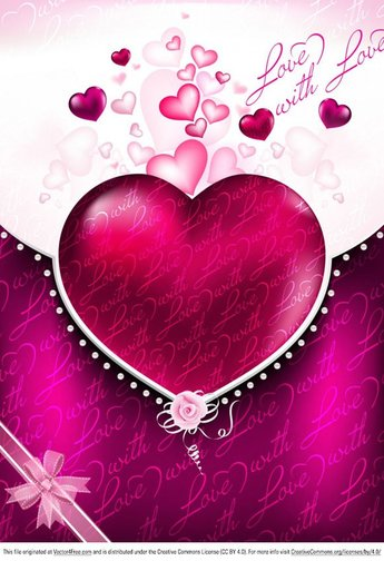 Free Valentines Background