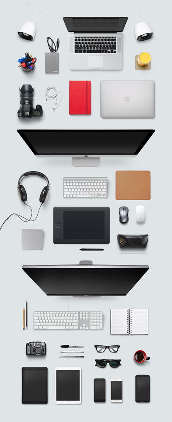 Designer Desk Essentials