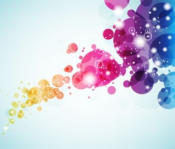 Abstract Background Vector Graphic Art