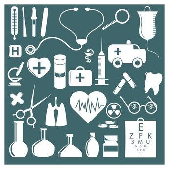 simple medical icon
