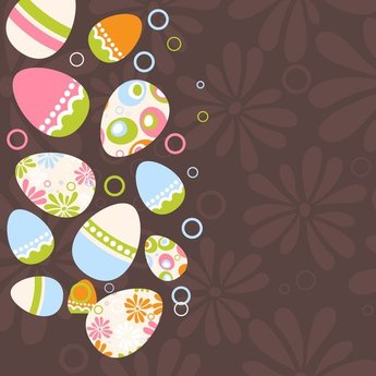 Easter Egg Illustration