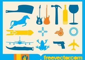 Vector Icons Designs