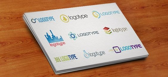 PSD Logo Design Templates Pack 2