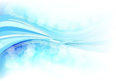 Abstract Blue Color Design Vector Background Graphic
