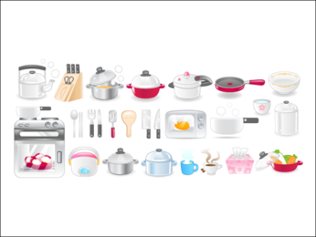 Kitchen Icons Kitchen Icons