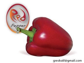 Red Hot Chili Pepper Vector Free