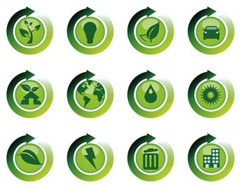 Recycle Reuse Restore icons