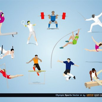 OLYMPIC SPORTS VECTORS.ai