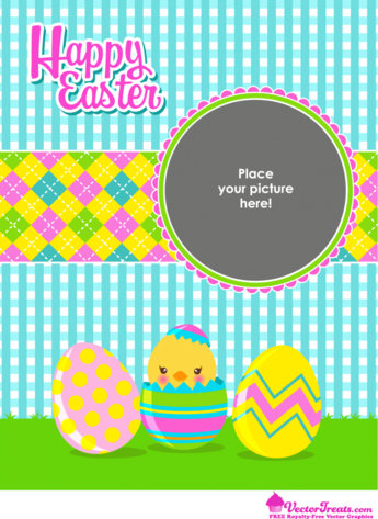 Free Easter Vector Graphics You Won't Have To Hunt For