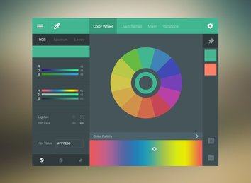 Color Picker UI Kit