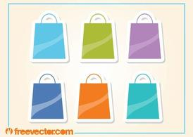 Shopping Bags Icons