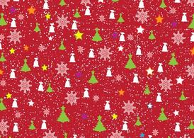 Christmas Paper Pattern