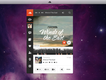 SoundCloud Player App
