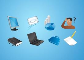 Office Vector Icons Pack