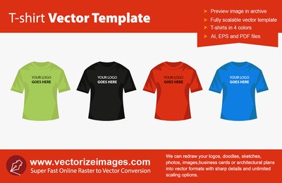 T Shirt Design Templates Vector Free File Download Now