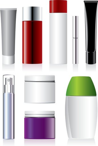 Cosmetic Containers 04