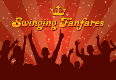 Swinging Funfares Wallpaper