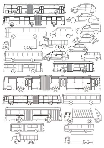 Cars And Buses, Free