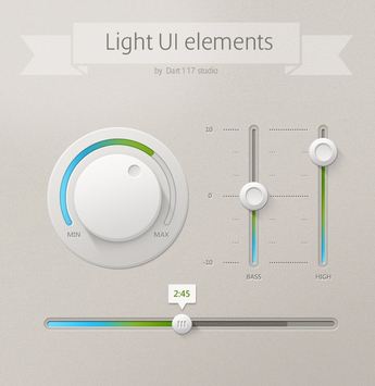 Light UI Controls