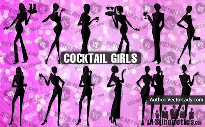 12 Сocktail girls