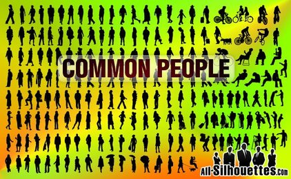 200 Common People for Architecture