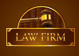 Logo Vector for Law Firm