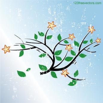FLOWER MOTIF VECTOR GRAPHICS.eps