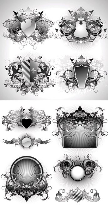 Europe Type Figure Shape Vector Of Material Europe