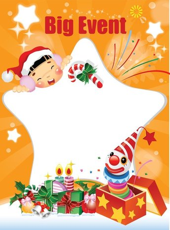 Free Xmas Vector 16