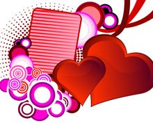 Love and St. Valentines Background