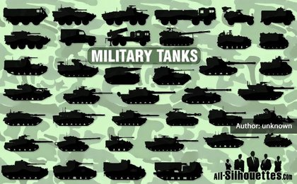 39 Military vehicles