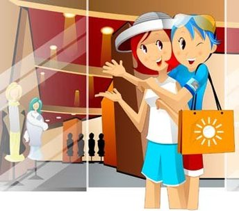 Shopping vector 2