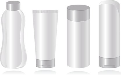 Cosmetic Container 02