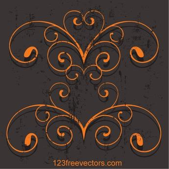 ORNAMENT DESIGN VECTOR GRAPHICS.eps