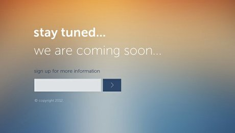 Stay Tuned - Website Coming Soon