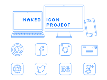 Naked Icon Project