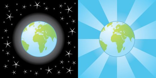Free Vector Earth Designs