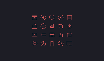 Small Icon Set