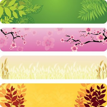 Natural Banners