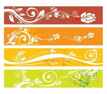 Free Floral Website Banners