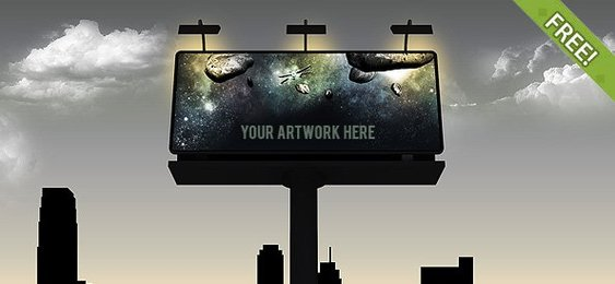 3 Billboard Templates