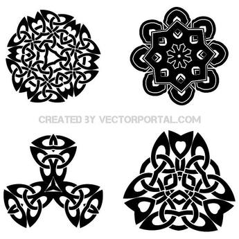 CELTIC KNOTS VECTOR PACK.eps