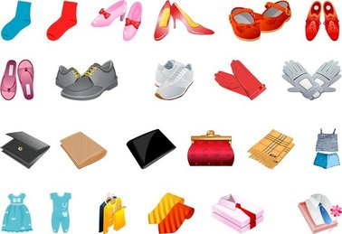 Free Clothing Vector Pack