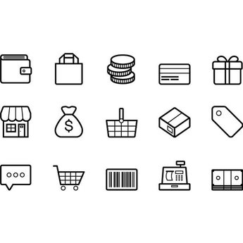OUTLINED E-COMMERCE VECTOR ICONS.eps