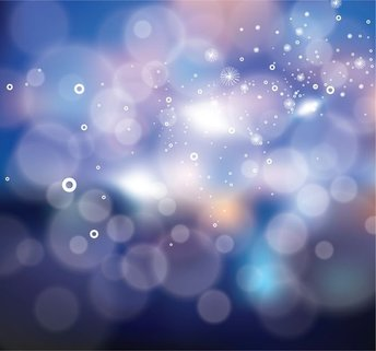 Free Vector Bokeh Abstract Light Background