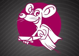 Smiling Rat Logo