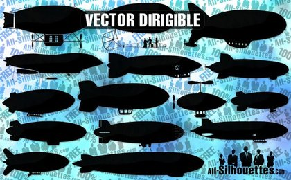 16 Vector dirigible