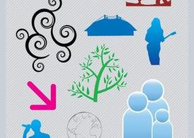 Free Vector Clip Art Pack