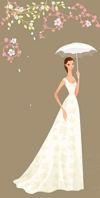 Wedding Vector Graphic 16